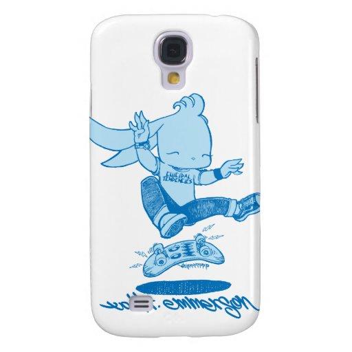 iPhone 3G/3GS Shell de Kickflip del conejito
