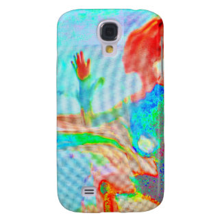 iPhone 3G/3GS Woman on the Go Samsung Galaxy S4 Cover