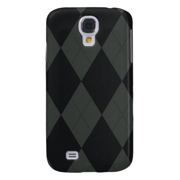 iPhone 3G Case - Argyle - Night