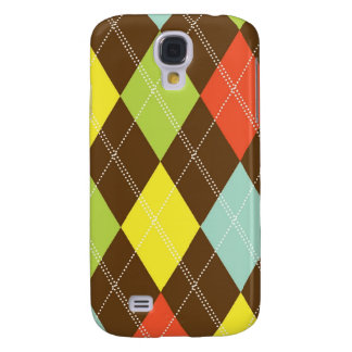 iPhone 3G Case - Argyle - Seasons Samsung Galaxy S4 Cases