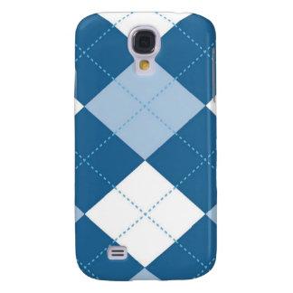 iPhone 3G Case - Argyle - Sky SQ