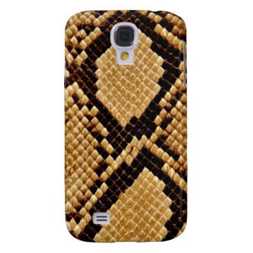 iPhone 3G Case - Burmese Snakeskin