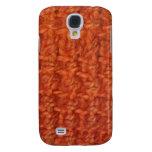 iPhone 3G Case - Jute - Rust Samsung Galaxy S4 Covers