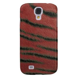 iPhone 3G Case - Tiger Fur - Scarlet