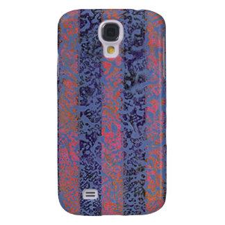 iPhone 3G Case - Wet Stripes - Blue