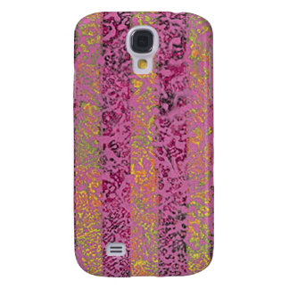 iPhone 3G Case - Wet Stripes - Pink