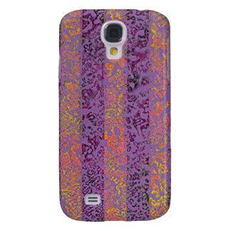 iPhone 3G Case - Wet Stripes - Purple