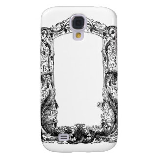 iPhone 3G Case with Your Photo + beautiful Frame Samsung Galaxy S4 Case