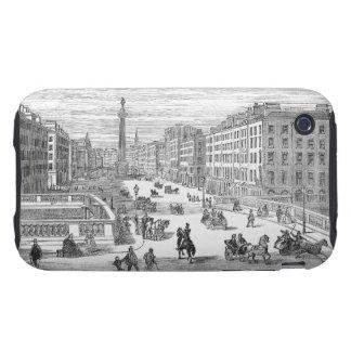iPhone 3G de Dublín Irlanda del vintage de la call iPhone 3 Tough Carcasa