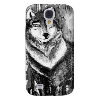 iPhone 3G del LOBO y caja de la mota de 3 GS Funda Para Samsung Galaxy S4