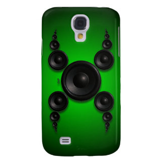 iphone 3G - X Factor green Galaxy S4 Cover