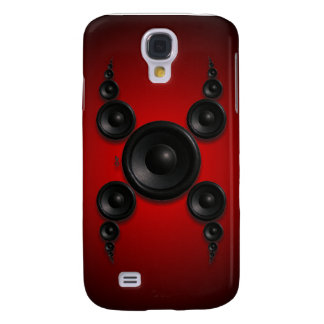 iphone 3G - X Factor red Galaxy S4 Case