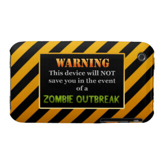 iPhone 3g Zombie Outbreak Case