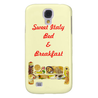 iPhone 3GCase Bed & Breakfast Promotional Template Galaxy S4 Covers