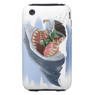 iPhone 3GS Shark Run Case