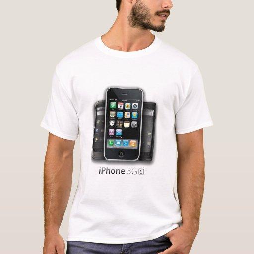 iPhone 3GS Wins T-Shirt
