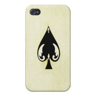 iPhone 4/4s Ace of Spades Case iPhone 4/4S Covers