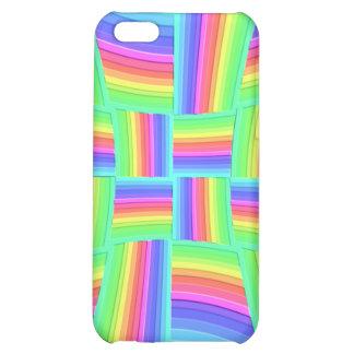 iPhone 4 4S arco iris Tilez de Speck®