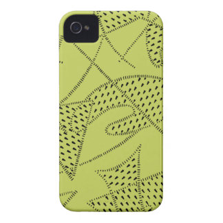 iPhone 4/4S Barely Case ATOMIC BOOMERANG 50s CHART
