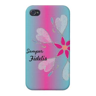 iPhone 4/4s Case: Always Faithful iPhone 4/4S Case
