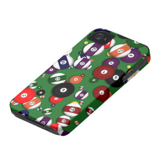 iPhone 4/4S Case - Billiards
