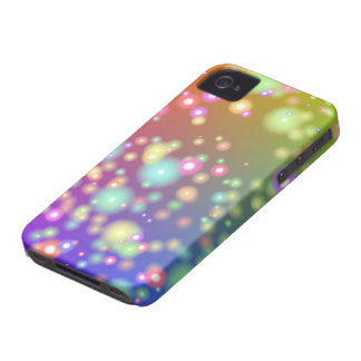 iPhone 4/4S Case - Fireflies & Fairy Lights