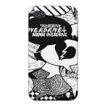 iPhone 4/4S case - Overdrive
