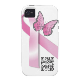 iPhone 4/4s Case Template Breast Cancer Support