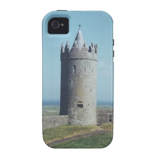Iphone 4/4s Cover, Abandoned Keep