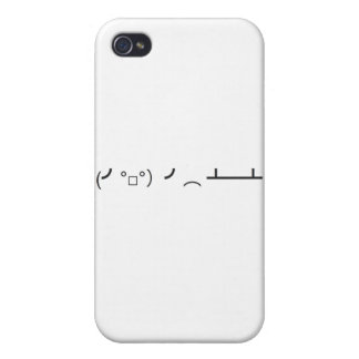 (╯°□°)╯︵ ┻━┻ iPhone 4/4S COVERS