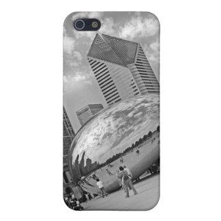 iPhone 4/4S, de la puerta de la nube caso 5/5S/5C iPhone 5 Carcasa