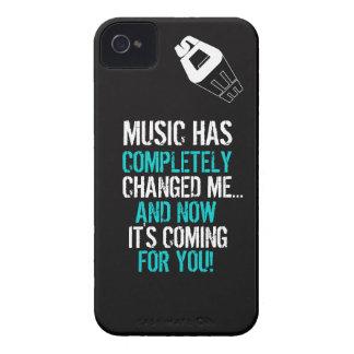 iPhone 4/4S de S DEE - la música es Carcasa Para iPhone 4