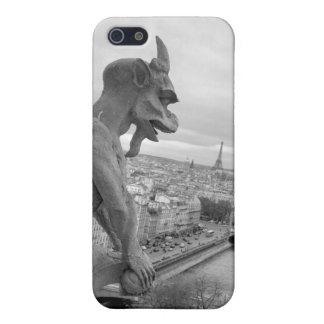 iPhone 4/4S, del Gargoyle de Notre Dame caso 5/5S/ iPhone 5 Cobertura