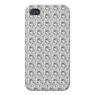 iPhone 4/4S Diamond Cluster Case