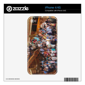 iPhone 4/4S Dis Boards Podcast Cruise 3.0 Skin iPhone 4S Decal