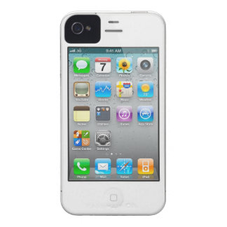 iPhone 4/4s Front Screen Case
