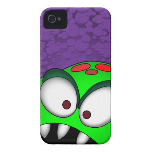 iPHONE 4/4S green monster case! Case-Mate iPhone 4 Case