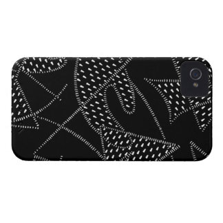 iPhone 4/4S ID Case ATOMIC BOOMERANG 200 COLORS