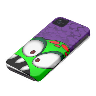 iPHONE 4/4S ID green monster case! iPhone 4 Cover