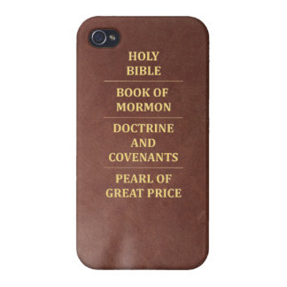 iPhone 4/4s - LDS Quad cover - Brown