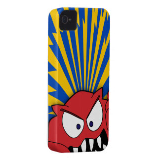 iPHONE 4/4S monster 9a case! iPhone 4 Case