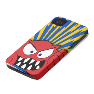 iPHONE 4/4S monster 9a ID case! Case-Mate iPhone 4 Case
