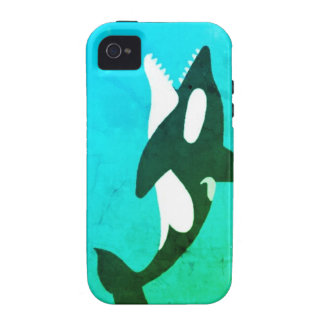 iPhone 4/4s Orca Case iPhone 4 Cover