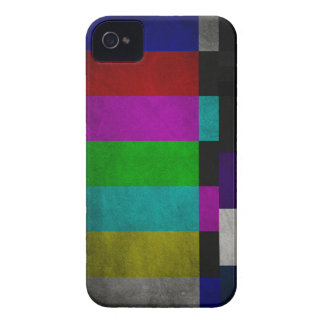 iPhone 4/4S Retro Television Test Case iPhone 4 Cases