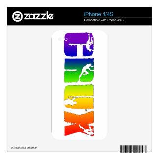 iPhone 4/4s Skin