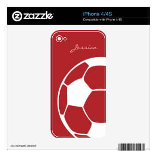 iPhone 4/4S skin Decals For iPhone 4S