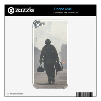iPhone 4/4S Skin Decals For The iPhone 4
