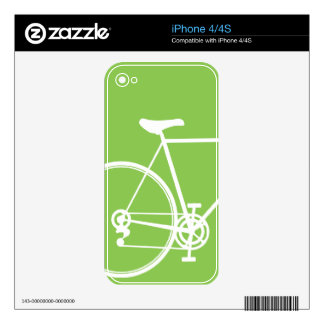 iPhone 4/4S skin Decals For The iPhone 4S