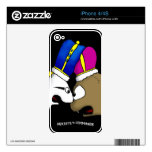 iPhone 4/4S skin iPhone 4S Decal