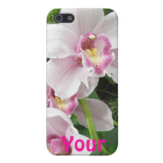 iPhone 4/4S Speck Case Pink Dendrobian Orchids